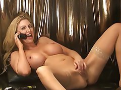 Big Boobs, Blonde, British, MILF