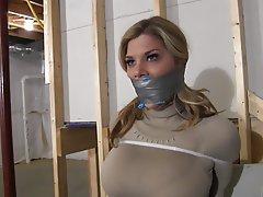 BDSM, Big Boobs, Blonde