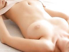 Big Tits, Masturbation, Solo, Toys