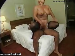 Anal, Granny, Mature, Stockings
