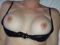 Amateur, Big Boobs, British, Cumshot, POV