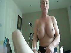 Blowjob, British, MILF