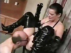Bondage collar sex slave story white