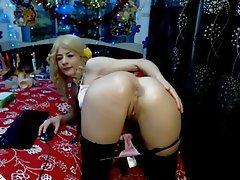 Anal, Blonde, Mature, Webcam