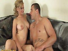 Babe, Big Nipples, Blonde