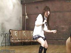 CFNM, Femdom, Japanese, Mistress