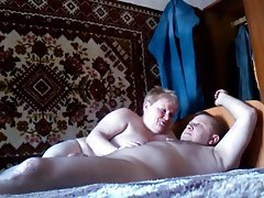 BBW, Granny, Homemade, Old and Young, Russian