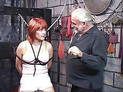 BDSM, Redhead, MILF