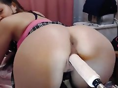 Masturbation, Webcam, Fucking