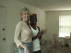 Interracial, MILF, Big Black Cock