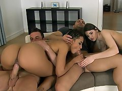 Party, Teen, Orgy, Babe
