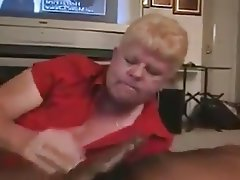 BBW, Granny, Cum in mouth