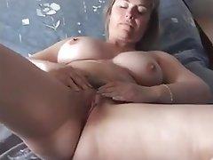 Masturbation, MILF, French