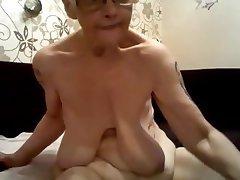 BDSM, Spanking, Saggy Tits, BDSM