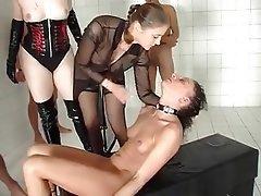 Mistress, BDSM, Pissing