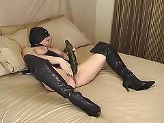 Masturbation, BDSM, British, Bondage