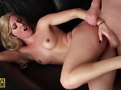 Blowjob, BDSM, British, Small Tits