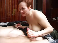 Amateur, Mature, Old and Young, Threesome