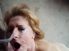Amateur, Blonde, Cumshot, Facial, Mature