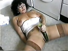 British Mature Masturbation