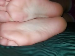 Amateur, Foot Fetish
