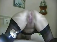 Amateur, Blonde, Granny, Mature, Webcam