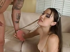 Anal, Blowjob, Brunette, Cumshot, Hardcore