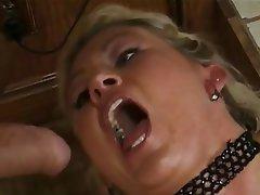 Double Penetration, Facial, MILF, Threesome