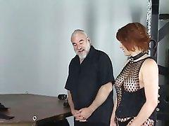 BDSM, Threesome, MILF, Brunette, Redhead
