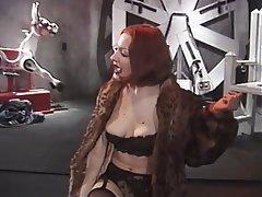 BDSM, Redhead, Femdom, MILF, Big Boobs