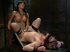 Brunette, Fucking, Hardcore, Mistress