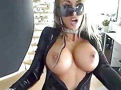 Amateur, Big Boobs, Blonde, German, Webcam