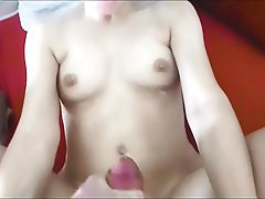 Amateur, British, Close Up, Cumshot