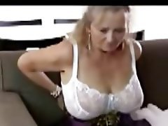 Amateur, Big Boobs, British, Granny