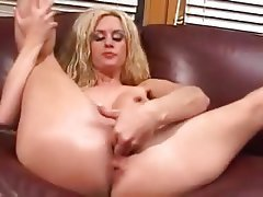 Amateur, Blonde, Masturbation, MILF, Squirt