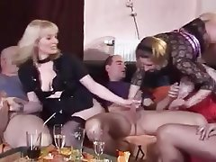 Amateur, Cumshot, Group Sex, Swinger, Threesome